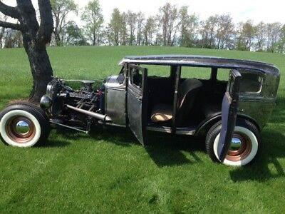 1930 Ford Model A  1930 ford model A rat rod