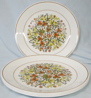 Corelle Corning Indian Summer Dinner Plate set of 4