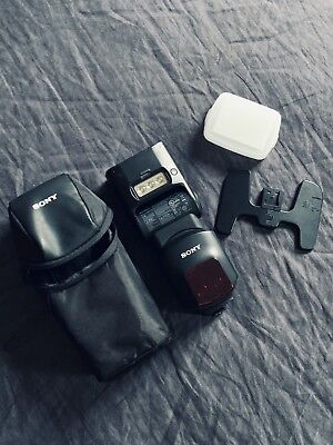 SONY HVL-F60M Shoe Mount Flash Flash strobe Super Clean No reserve