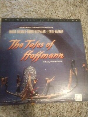 The tales of hoffmann criterion collection  laserdisc