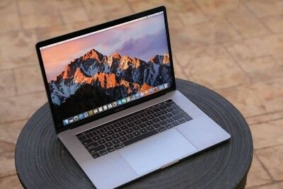 Apple MacBook Pro 15.4 Laptop with Touch Bar; As new