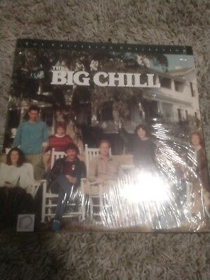 The big chill.   criterion collection    laserdisc