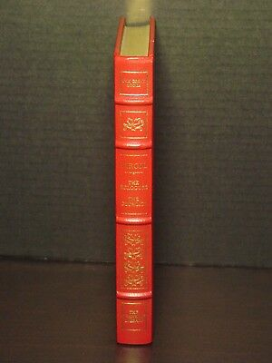 The Eclogues/the Georgics - Virgil - Franklin Library -Great Books Western World