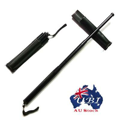 Outdoor Travel Security Stick Telescopic Pole Self-Protect Emergency Escape Tool