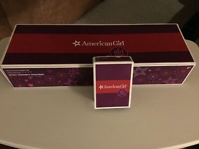 NIB American Girl Lea Clark Kayak + BONUS Lea's Accessories set (GOTY 2016)