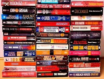 Lot Of 20 Romance Fiction Paperbacks Good Author Books Mix Unsorted