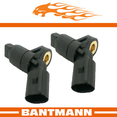 2x ABS Sensor Vorderachse links rechts VW CADDY GOLF III, IV LUPO OE 1H0927807
