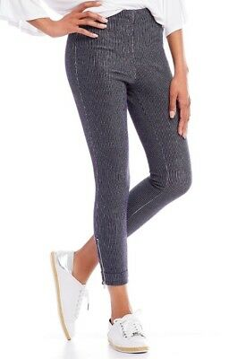 e8e80d720bf Size Small Lysse Leggings Striped Denim Stretch Pants Cropped Ankle  Jeggings NWT
