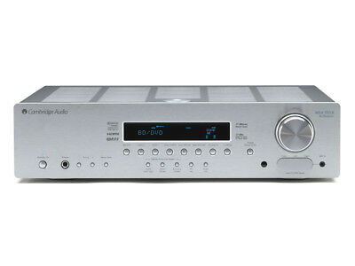 Cambridge Audio 551R AV Receiver Silver (RRP $1,399)