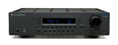 Cambridge Audio 551R V2 AV Receiver Black (RRP $1,699)