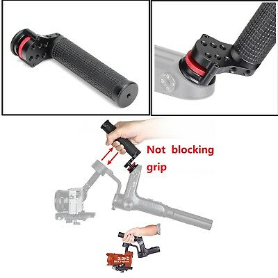 New Gimbal Hand Grip Handheld Bracket Holder For Zhiyun Weebill Lab Stabilizer
