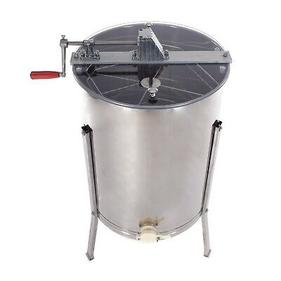 "4 FRAME HONEY EXTRACTOR BEEComb | 38"", stainless steel, manual 