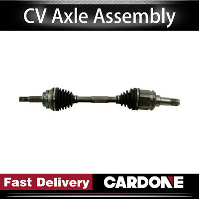 FRONT RIGHT CV Axle Drive Shaft For TOYOTA CAMRY 10-11 L4 2 4L L4