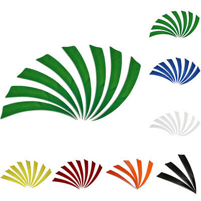 """for Hunting Arrow Turkey Feather Arrow Feather 4""""/5"""" Colorful Durable Practical"""