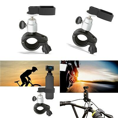 CNC & ABS Bike Extended Bracket Mount Holder Stand For DJI OSMO Pocket Camera
