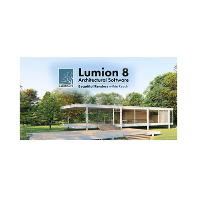 Lumion 8.0 Pro Full 2017 Version 64bit Win Act-3D