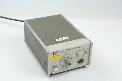 HP 11683A Power Meter Range Calibrator #2