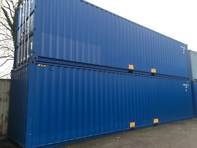 New 40ft High Cube Shipping Container