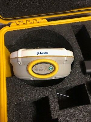 Trimble 5800 GPS rover antenna (1) 450-470mhz 45145-46, tested & working
