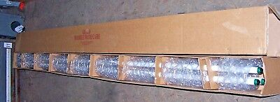 6) New Phillips  F96T8/ho/plus Alto Longlife 86 Watt Light Lamp Bulb Case 6