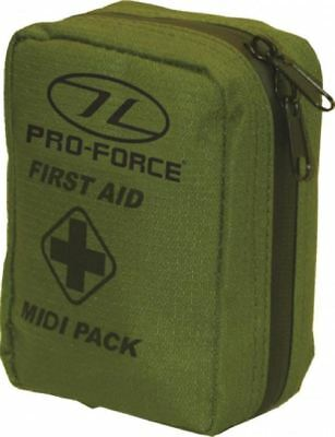 Highlander Outdoor Survival First Aid Kit Army Gear Prepper Kits