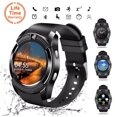 SmartWatch Reloj inteligente Bluetooth para ANDROID impermeable