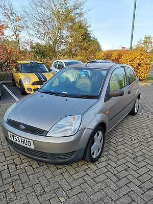 Ford Fiesta 2003 MOT'd till August 2019 (Spares & Repair) (Drives & Starts)