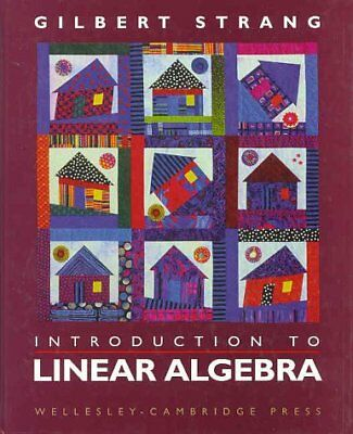 Introduction To Linear Algebra   Strang