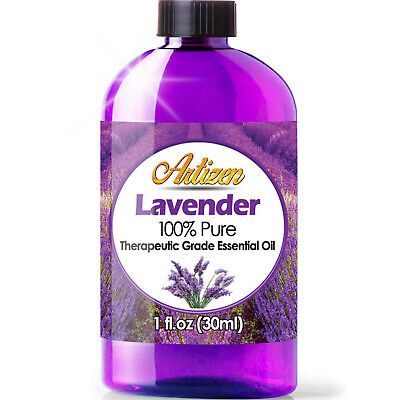 Artizen Lavender Essential Oil (100% PURE & NATURAL - UNDILUTED) - 1oz