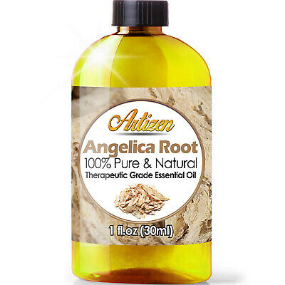 Artizen Angelica Root Essential Oil (100% PURE & NATURAL - UNDILUTED) - 1oz