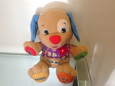 Fisher Price Laugh And Learn Love To Play Puppy Cenksms