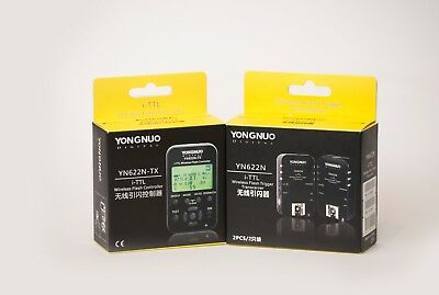 Yongnuo Kit YN622N-TX +TWO YN-622N Wireless Flash Trigger Transceiver Controller
