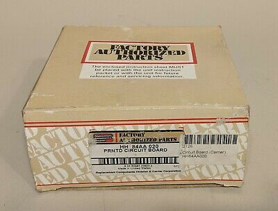 Carrier Bryant Payne HH84AA020 / ICM271C Furnace Control Circuit Board NEW