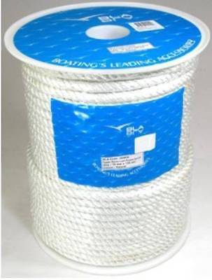 BLA Rope Nylon 3 Strand Flanged Reel 10mm x 125M