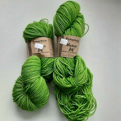 3 SKEINS OF Loops & Threads Impeccable Yarn Color Cadet Blue
