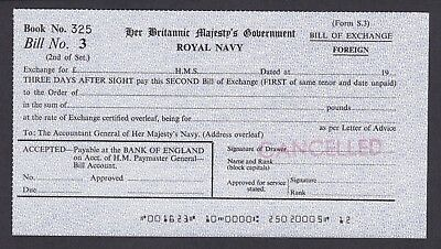 Auction Bank Of England Royal Navy Bill Foreign Exchange