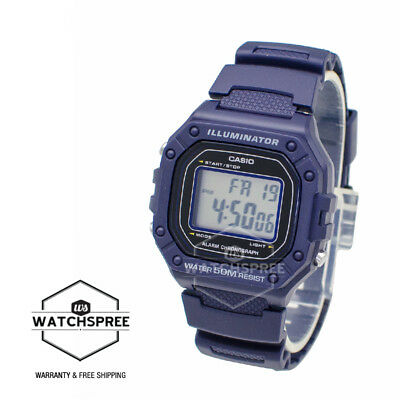 Casio Standard Digital Watch W218H-2A