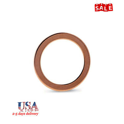USA Ship High Vacuum Copper Gaskets for 4-1/2  CF Flange Conflat Flange DN63