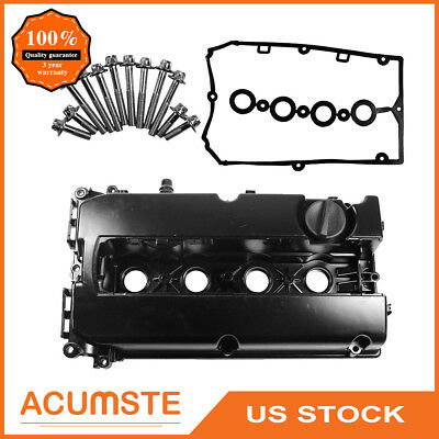 Engine Valve Cover Camshaft Rocker w/ Gasket For Chevy Cruze Sonic 55564395 1.8L