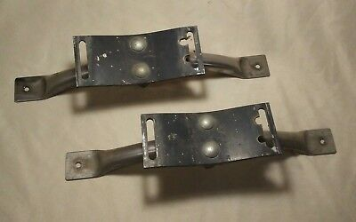 federal signal twinsonic mounting brackets