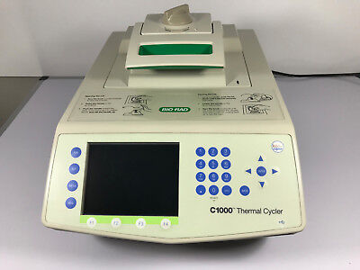Bio-Rad C1000 Thermal Cycler with Fast 96 Well Block