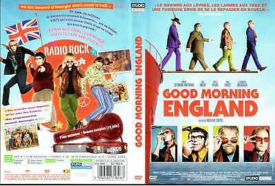 DVD Good morning England | Philip Seymour Hoffman | Comedie | Lemaus
