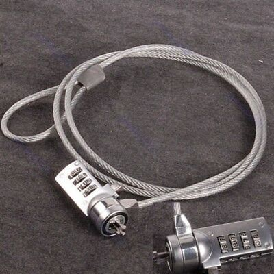 Password 4 Digit Security Computer Lock Anti-theft Chain For Notebook PC Hot
