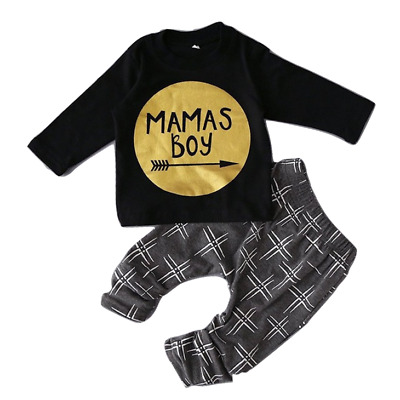 Mamas Boy 2 piece Set