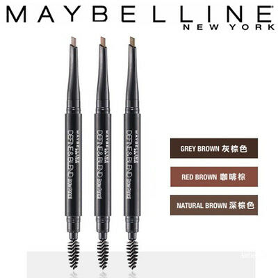 [MAYBELLINE NEW YORK] Define and Blend Eyebrow Pencil Liner 0.16g NEW