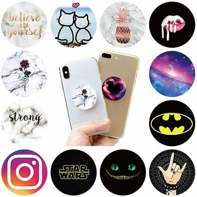 Universal Pop Up Phone Holder Expanding Stand Hand Grip Mount For Samsung iphone