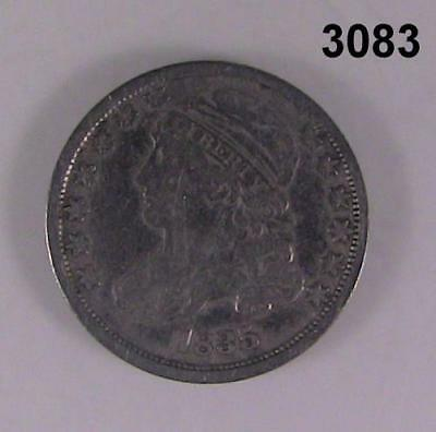 1835 Capped Bust Dime Good+ #3083