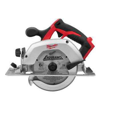 "Milwaukee M18 18 volt Cordless Heavy-Duty Circular Saw 3500 rpm 6-1/2"" 2630-20"