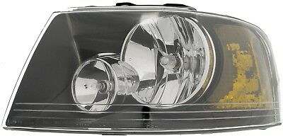 Headlight Assembly Left Dorman 1591145 fits 03-06 Ford Expedition