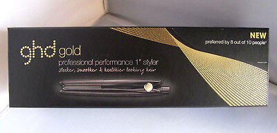 """GHD gold 1"""" Professional Performance Styler"""